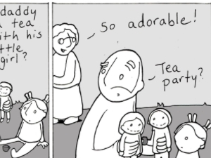 'Curie' from Lunarbaboon