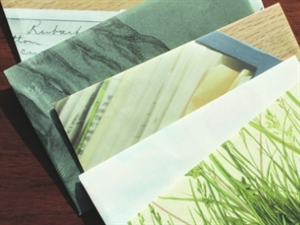 Make your own paper envelopes!