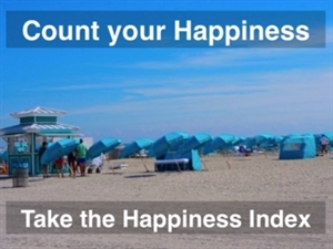 Take the Happiness Index Survey