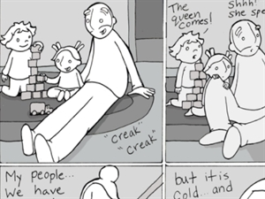 Lunarbaboon - Queen